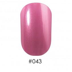 Лак Naomi 043 нежный лилово-розовый, 12 мл