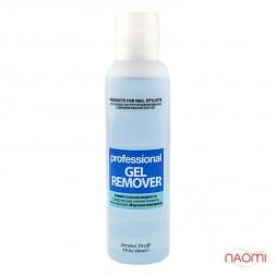 Жидкость для снятия гель-лака Jerden Proff Gel Remover, морские минералы, 150 мл