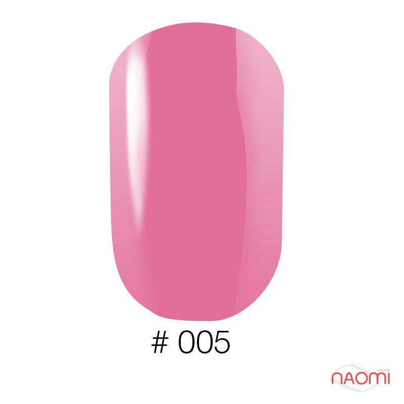 Лак Naomi 005 розовый, 12 мл, фото 1, 60.00 грн.
