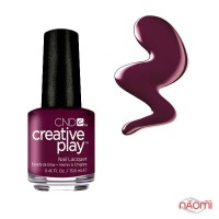 Лак CND Creative Play 484 Naughty Or Vice фиолетовый, 13,6 мл