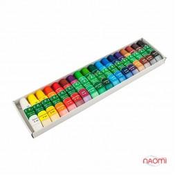 Набір акрилових фарб YRЕ в наборі 18 кольорів, 6 мл