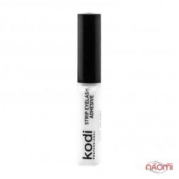 Клей Kodi Strip Eyelash Adhesive для накладных ресниц на ленте, 5 г