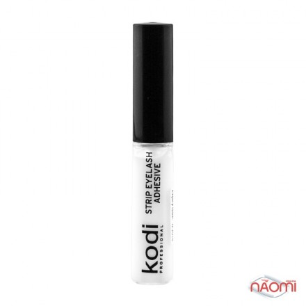Клей Kodi Strip Eyelash Adhesive для накладных ресниц на ленте, 5 г, фото 1, 80.00 грн.