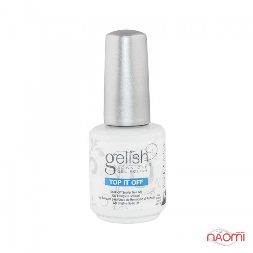 Топ для гель-лаку GELISH Top It Off Gel, 15 мл, фото 1, 500.00 грн.