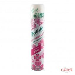 Сухой шампунь для волос - Batiste Dry Shampoo, Floral flirty blush, 200 мл