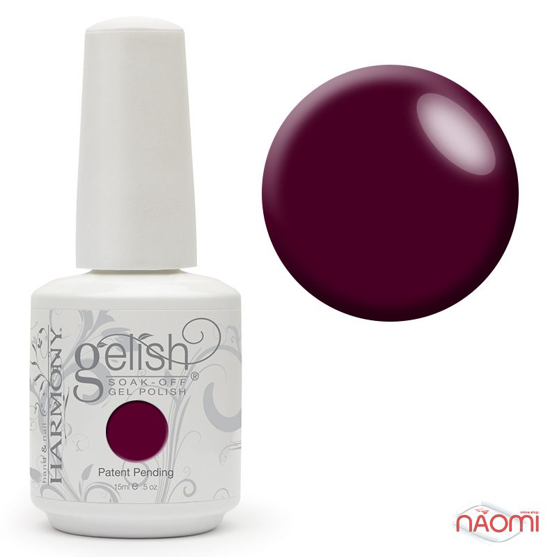 Гель-лак Gelish Black Cherry Berry № 01418, 15 мл, фото 2, 325.00 грн.