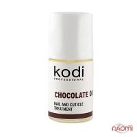 Масло для кутикулы Kodi Professional Шоколад, 15 мл