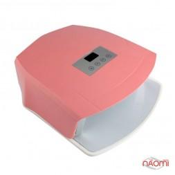 УФ LED лампа светодиодная  JSDA L4824s 48 Вт, цвет розовый