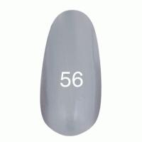 Гель-лак Kodi Professional 056 светло-серый с перламутром, 8 мл