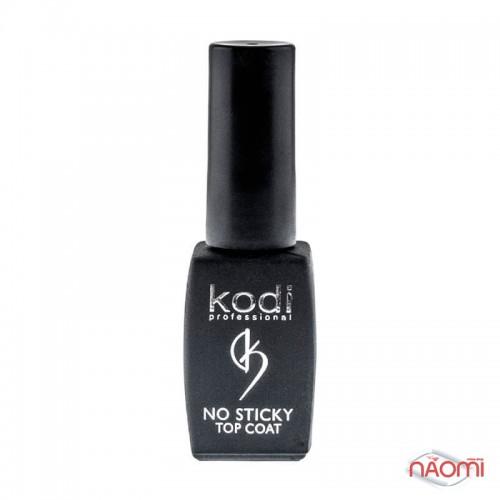 Топ для гель-лаку без липкого шару Kodi No Sticky Top Coat, 8 мл, фото 1, 135.00 грн.
