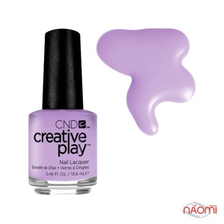 Лак CND Creative Play 443 A Lilacy Story, фиолетовый, 13,6 мл, фото 1, 119.00 грн.