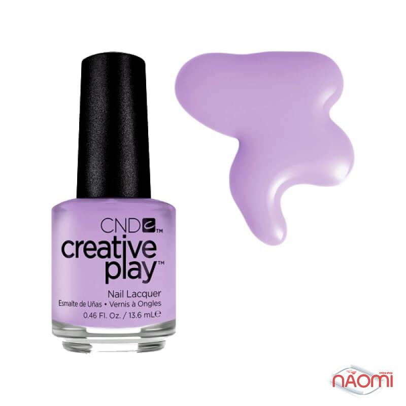 Лак CND Creative Play 443 A Lilacy Story, фіолетовий, 13,6 мл, фото 1, 129.00 грн.