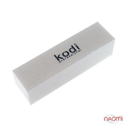 Профессиональный бафик-брусок для ногтей Kodi Professional 80/100 , фото 1, 18.00 грн.