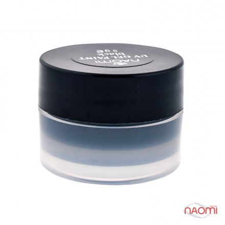 Гель-краска Naomi UV Gel Paint Black 5 г, фото 1, 85.00 грн.