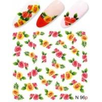 Слайдер-дизайн N 96 p Цветы