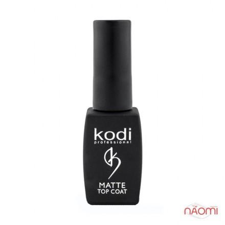 Топ матовый Kodi Professional Matte Top Coat 8 мл, фото 1, 135.00 грн.