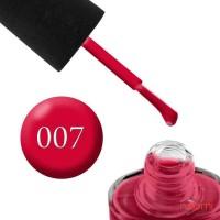 Лак NUB 007 Red Room червоний, 14 мл