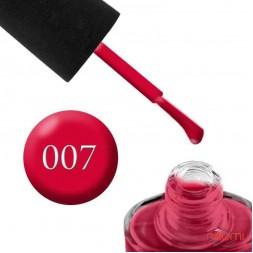 Лак NUB 007 Red Room красный, 14 мл