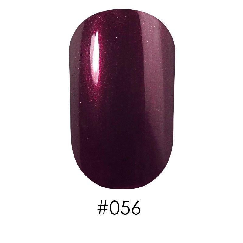 Лак Naomi 056 бордово-лиловый, 12 мл, фото 1, 60.00 грн.