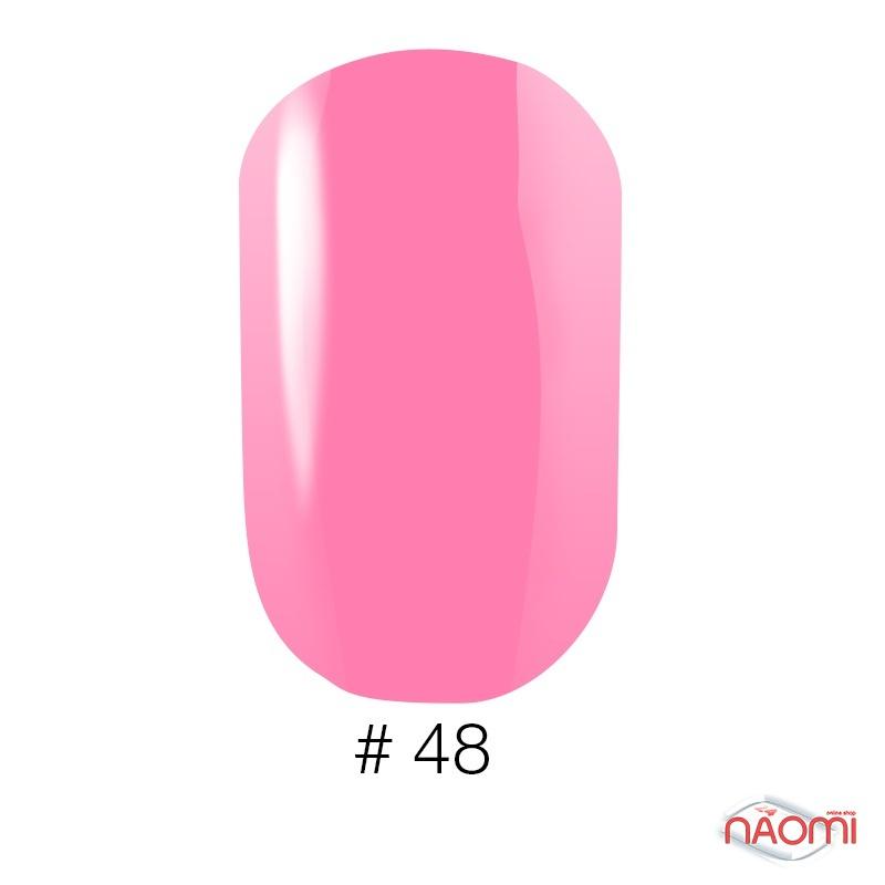 Лак Naomi VINYTONE 48 розовый, 12 мл, фото 1, 85.00 грн.