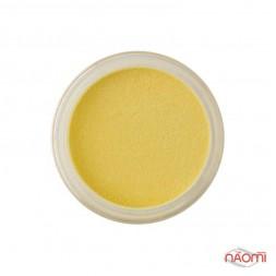 Акрилова пудра My Nail № 072, колір блідо-жовтий, 2 г