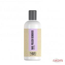 Рідина для зняття лаку NUB Pure Clean Nail Polish Remover, 250 мл