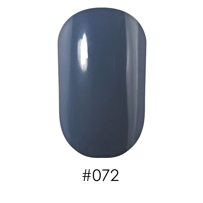 Лак Naomi 072 светлый молочно-синий, 12 мл, фото 1, 60.00 грн.