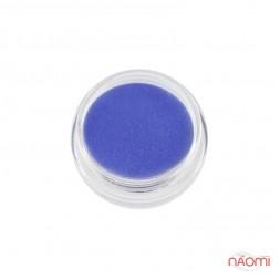 Акриловая пудра My Nail № 020, цвет синий, 2 г