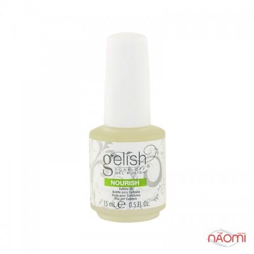 Масло для ногтей и кутикулы Gelish Nourish Cuticle Oil, 15 мл, фото 1, 150.00 грн.
