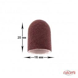 Колпачок насадка для фрезера D 16 мм, абразивность 100