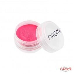 Акриловая пудра Naomi № 006, цвет розовый, 3 г