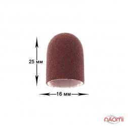 Колпачок насадка для фрезера D 16 мм, абразивность 180
