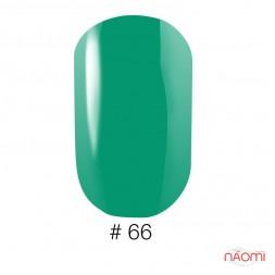 Лак Naomi VINYTONE 66 мятно-зеленый, 12 мл
