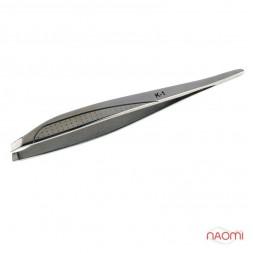 Пинцет Kodi Professional для коррекции формы бровей К 01, 9 см