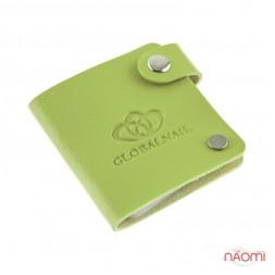 Чохол для 24 дисків GlobalNail, зелений