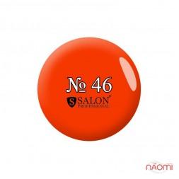 Акриловая краска Salon Professional 46 ярко-оранжевая, 3 мл