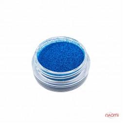Бархатный песок, синий BP-14