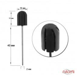 Гумова основа для ковпачків, D 10 мм