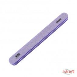 Полировщик для ногтей Zauber 80/80 фиолетовый