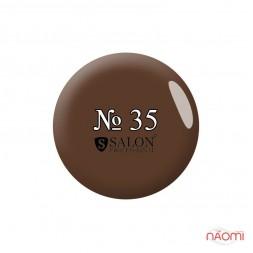 Акриловая краска Salon Professional 35 коричневая, 3 мл