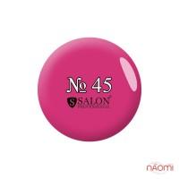 Акриловая краска Salon Professional 45 темно-розовая, 3 мл