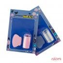 Набор для стемпинга Stamping Nail Art, штамп, скрапер и пластина, фото 10, 80.00 грн.