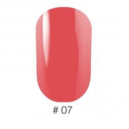 Лак Naomi VINYTONE 07 насыщенный розовый, 12 мл
