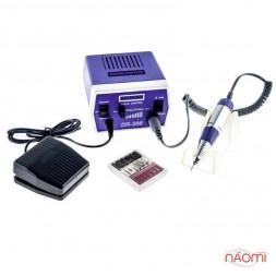 Фрезер Electric Drill DR 288, 30 000 оборотов/мин, цвет фиолетовый