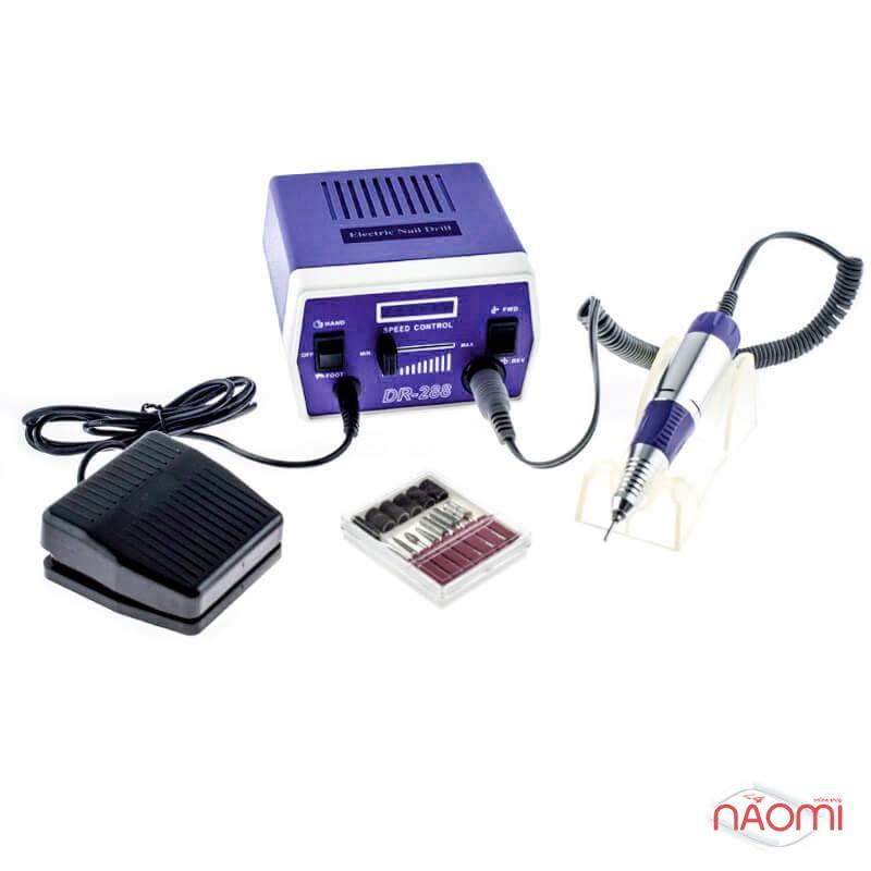 Фрезер Electric Drill DR 288, 30 000 оборотов/мин, цвет фиолетовый, фото 1, 1 300.00 грн.