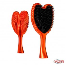 Расческа Tangle Angel OMG Orange, цвет оранжевый, 18 см