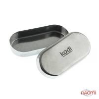 Ємність металева з кришкою Kodi Professional для насадок