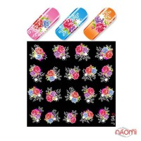 Слайдер-дизайн Jewelry J 94p b Цветы