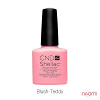 CND Shellac Intimates Blush Teddy нежно – розовый, 7,3 мл