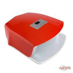 УФ LED лампа светодиодная  JSDA L4824s 48 Вт, цвет красный